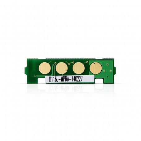 Chip Samsung MLT-D116L D116 116L | SL-M2885FW SL-M2835DW SL-M2825ND SL-M2875FD | 3.000 páginas