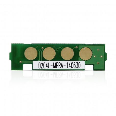 Chip Samsung D204 MLT-D204U | M4025 M4025ND M4075FW M4075FR M4075 | 15.000 impressões