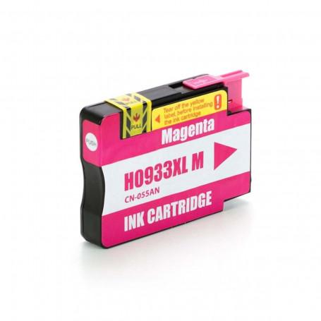 Cartucho de Tinta Compatível com HP 933XL Magenta CN055AL CN055AN CN055A CN055AB | 13ml