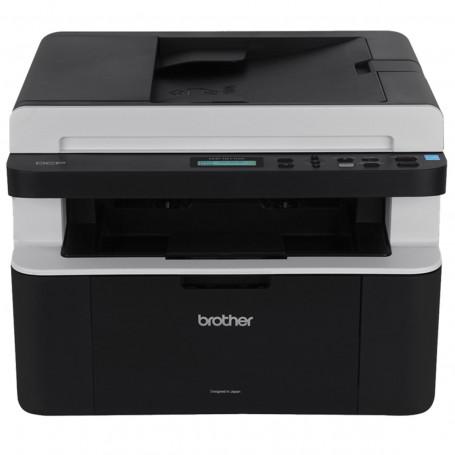 Impressora Brother DCP-1617NW DCP1617 Multifuncional Laser Monocromática com Wireless