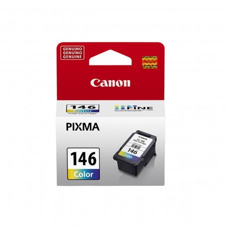 Cartucho de Tinta Canon CL-146 CL146 Colorido   Original 9ml