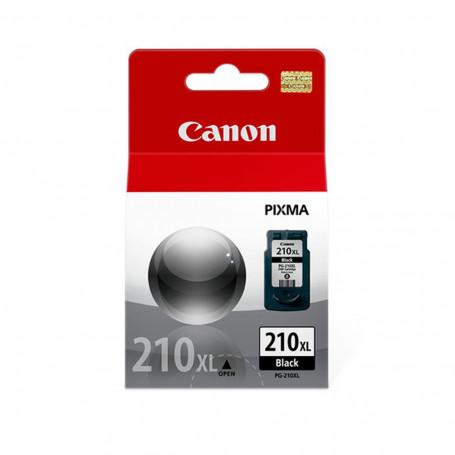 Cartucho de Tinta Canon PG-210XL Preto   Original 15ml