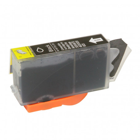 Cartucho de Tinta Compatível com HP 670XL CZ117AB | 4615 4625 5525 | Preto | Importado 21.6 ml