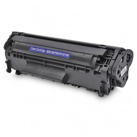 Toner Compatível Canon FX9 | FX10 103 303 703 LBP2900 LBP3000 | Premium 2k