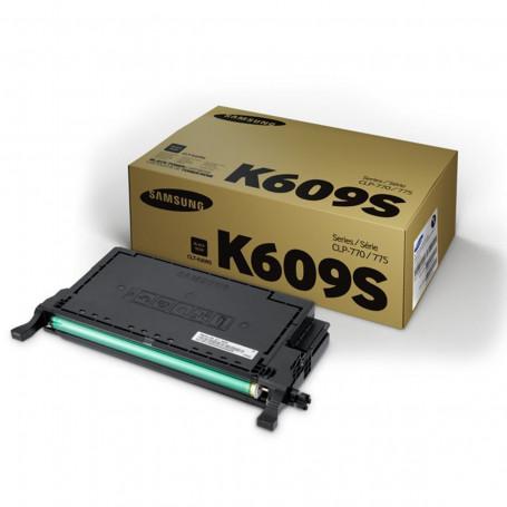 Toner Samsung CLT-K609S Preto   CLP775 CLP770 CLP-775ND CLP-770ND   Original 7k