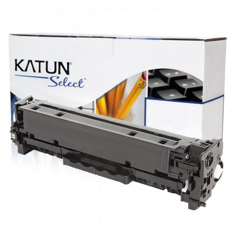 Toner Compatível com HP CE411A 305A Ciano   M451 M475 M375 M451DW M451NW M475DW   Katun Select 2.6k