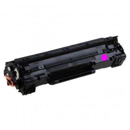 Toner Compatível com HP CF403X 201X CF403XB Magenta   M252 M277 M252DW M277DW   Importado 2.3k