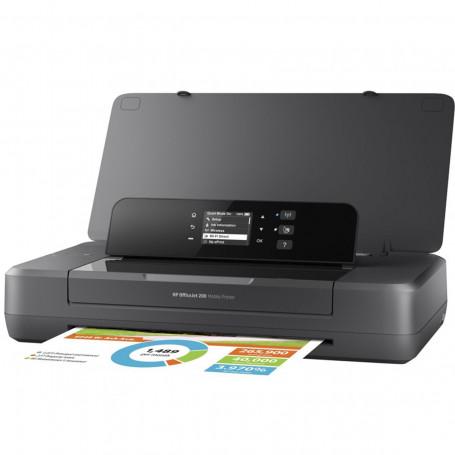 Impressora HP OfficeJet 200 CZ993A Portátil Mobile