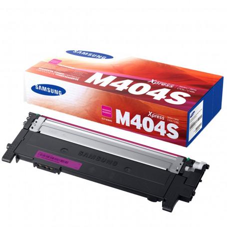 Toner Samsung CLT-M404S Magenta | C430 C480 C430W C480W C480FW 430W 480W 480FW | Original 1k