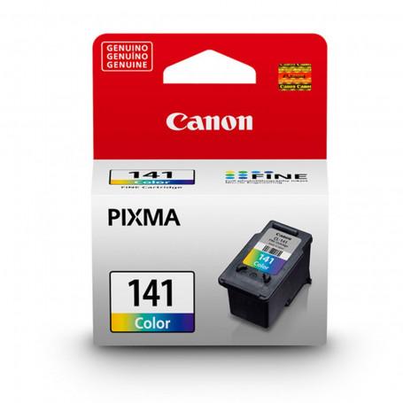 Cartucho de Tinta Canon CL-141 CL141 Colorido   Original 8ml