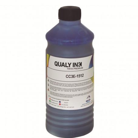 Tinta Epson T544220 Ciano Corante CC3E-1512 | L3150 L3110 L5190 L3250 L3210 | Qualy Ink 1kg