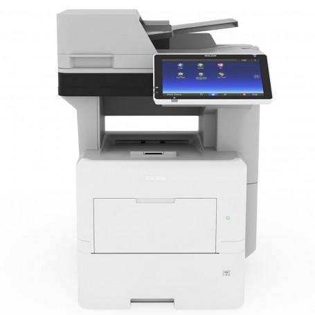 Impressora Ricoh MP 501SPF MP 501 MP501 SPF Multifuncional Laser Monocromática