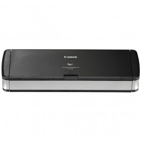 Scanner Portátil Canon imageFORMULA P-215II | Conexão USB Até Tamanho Ofício ADF para 20 Folhas
