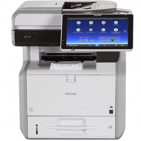 Impressora Ricoh MP 402SPF Multifuncional com Conexão em Rede e Duplex Monocromática