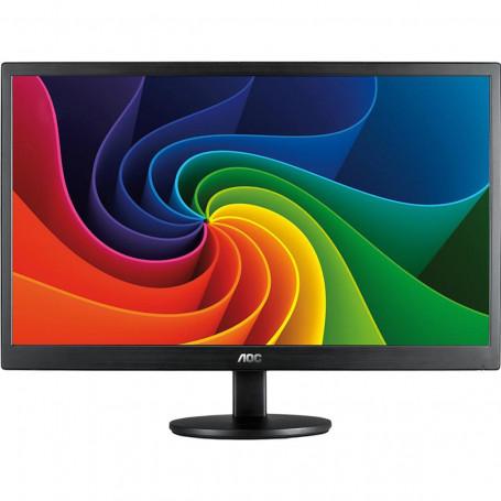 "Monitor 23,6"" LED WVA VGA DVI Full HD M2470SWD2 | AOC"