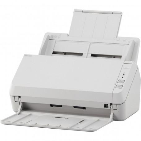 Scanner Fujitsu SP-1120 SP1120 | Conexão USB Até Tamanho Ofício ADF para 50 Folhas com Duplex
