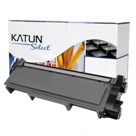Toner Compatível com Brother TN2340 TN2370 | HL-L2320D MFC-L2700DW MFC-L2740DW | Katun Select