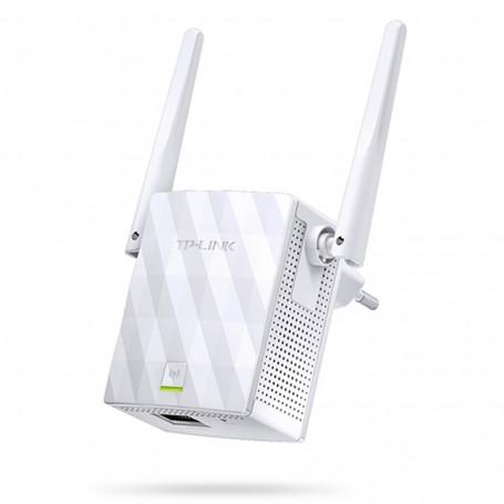 Repetidor de Wireless TP-LINK TL-WA855RE 300Mbps com 2 Antenas Externas e Porta Ethernet (RJ45)