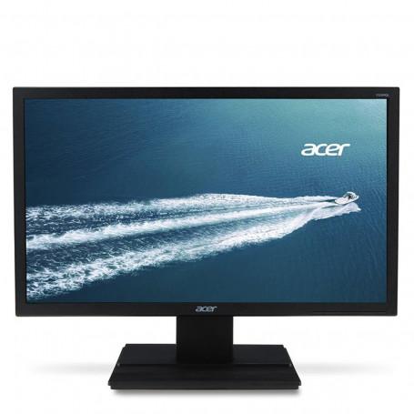 """Monitor 21,5"""" LED VGA VESA DVI V226HQL com Inclinação   ACER"""