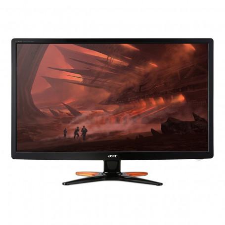 "Monitor 24"" LED Gamer Full HD 3D VGA VESA DVI HDMI GN246HL   ACER"