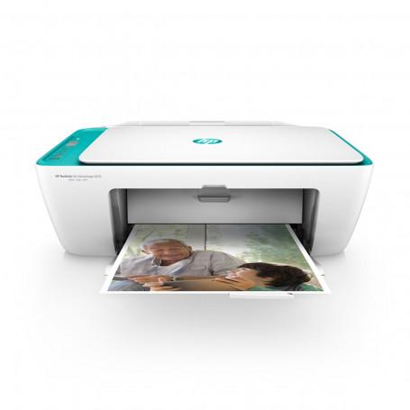 Impressora HP DeskJet 2676 Y5Z00A Multifuncional Ink Advantage com Wireless