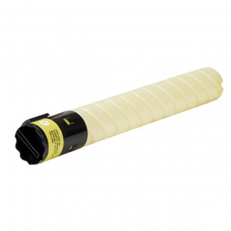 Toner Konica Minolta TN-321Y TN321 Amarelo | Bizhub C224 C284 C364 | Katun Access 527g