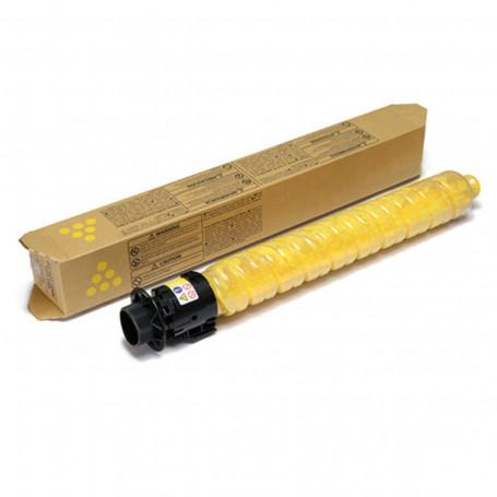 Toner Ricoh 841919 841919R Amarelo | MP C2003 MP C2503 MP C2004 MP C2504 | Original 9.5k