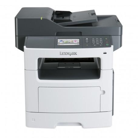 Impressora Lexmark MX517DE MX517 | Multifuncional Laser Monocromática com Rede e Duplex Completo