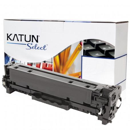 Toner Compatível com HP CF382A 82A 312A Amarelo   M476 M476DN M476DW M476NW   Katun Select 2.7k