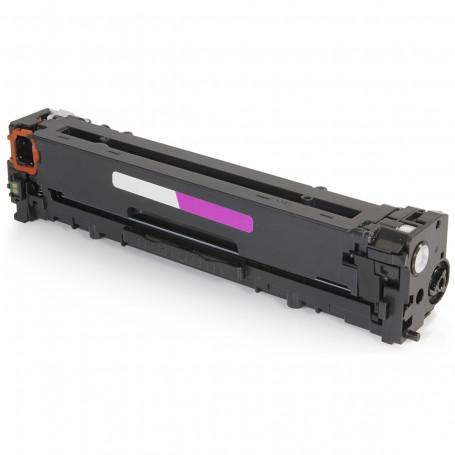 Toner Compatível com HP CB543A CB543AB 125A Magenta | CM1312 CP1510 CP1515 CP1215 Premium 1.4k