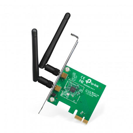 Adaptador de Rede TL-WN881ND PCI Wireless Express   TP-LINK