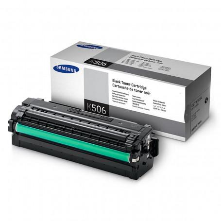 Toner Samsung CLT-K506L Preto | CLX6260FR CLP680ND | Original 6k