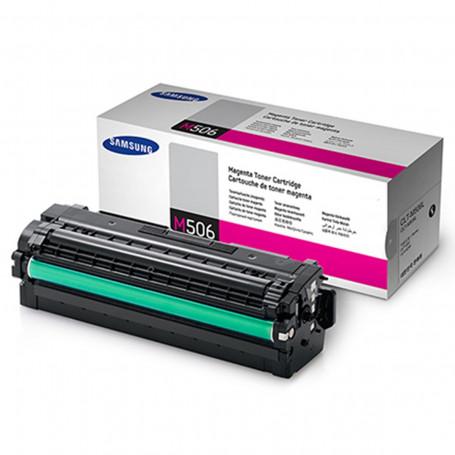 Toner Samsung CLT-M506L Magenta | CLX6260FR CLP680ND | Original 3.5k