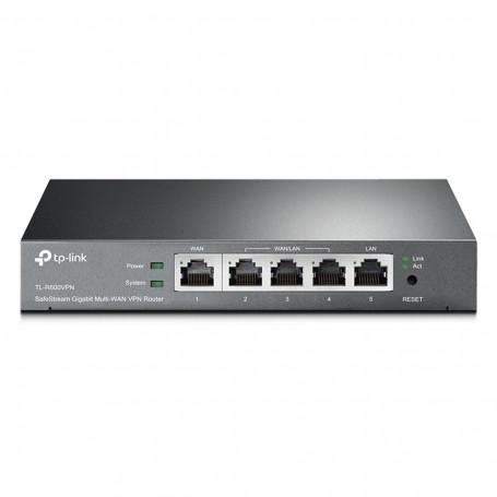Roteador VPN TP-LINK TL-R600VPN Banda Larga SafeStream