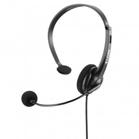 Fone Headphone Elgin F02-1NSRJ Preto