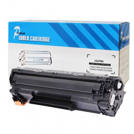 Caixa com 15 Toner Compatível com HP CE278A | P1606 P1566 M1530 M1536 1606N 1606DN 1536DNF | Premium