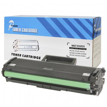 Caixa com 15 Toner Compatível com Samsung MLT-D101S | ML2160 ML2161 ML2165 SCX3400 SCX3401 | Premium