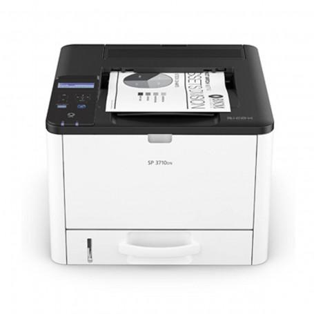 Impressora Ricoh SP3710DN | Laser Monocromática com Ethernet e Duplex