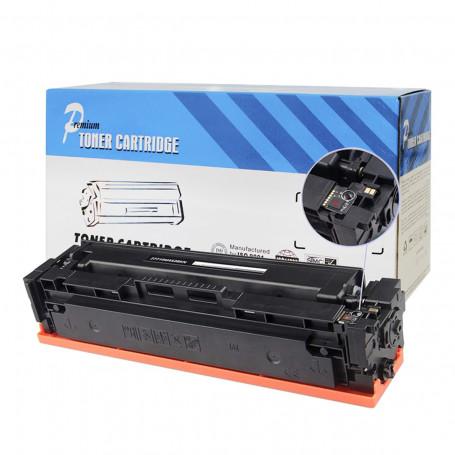Toner Compatível com HP CF502A 202A Amarelo | M281FDW M254DW M-281FDW M-254DW | Premium 1.3k