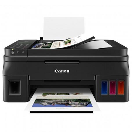 Impressora Canon Maxx Tinta G4110 | Multifuncional Tanque de Tinta com Wireless e ADF