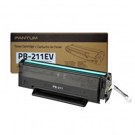 Toner Pantum PB-211EV P2500W M6550NW M6600N P2500 M6550 M6600 2500W 6550NW 6600N | Pantum 1.6k