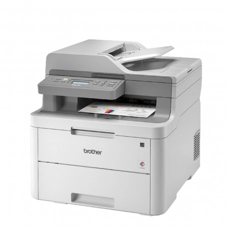 Impressora Brother DCP-L3551CDW L3551 Multifuncional Laser Colorido com Wireless e Duplex