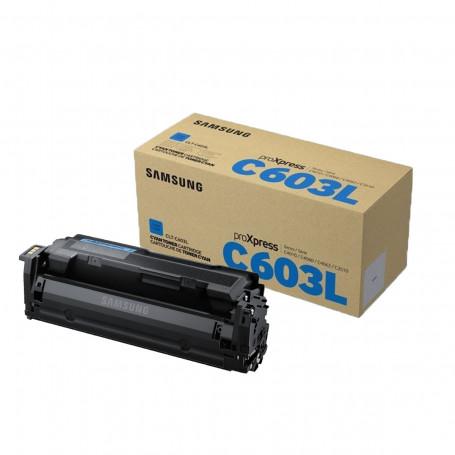 Toner Samsung CLT-C603L C-603L Ciano | C4010 C4060 | Original 10K