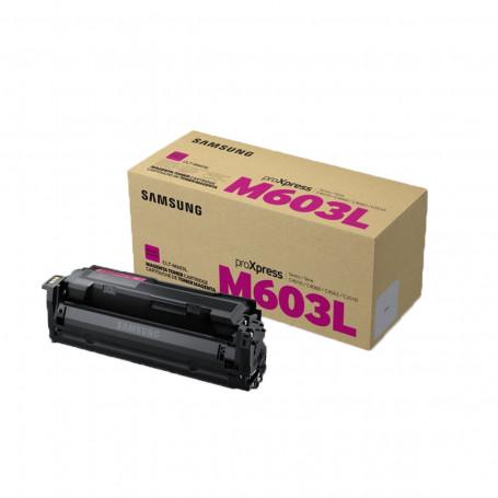 Toner Samsung CLT-M603L M-603L Magenta | C4010 C4060 | Original 10K