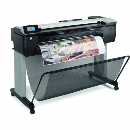 "Plotter HP DesignJet T830 F9A28A | 610mm (24"")"
