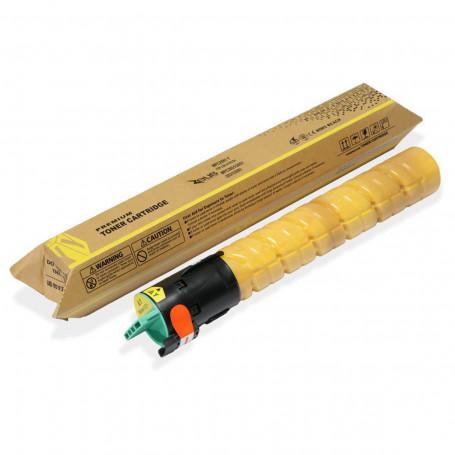 Toner Compatível com Ricoh Afício Amarelo | MPC2050 MPC2051 MPC2551 MPC2550 | Zeus 9.5K