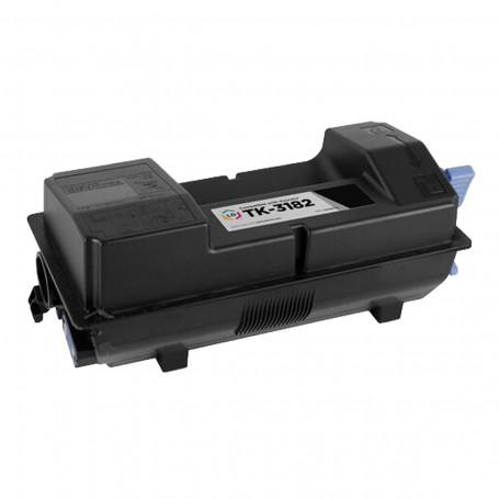 Toner Compatível com Kyocera TK3182 Preto | P3055DN P3055 M3655IDN M3655 | Importado 21k