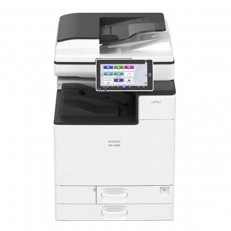 Impressora Ricoh IM C2000   Multifuncional Laser Colorida A3 com Rede