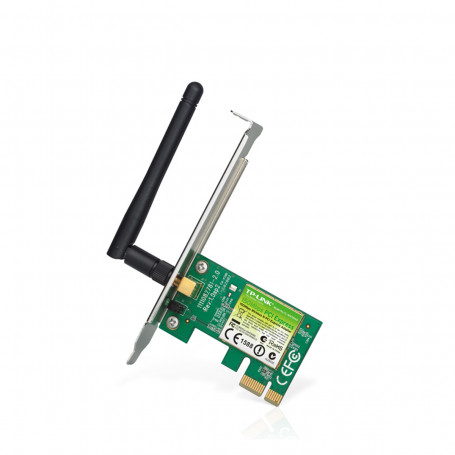 Adaptador de Rede TL-WN781ND PCI Wireless Express N150Mbps | TP-Link