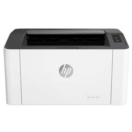 Impressora HP LaserJet M107A 4ZB77A com Conexão USB